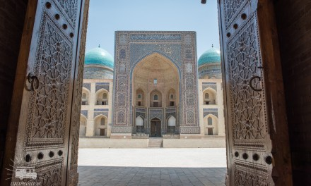 Uzbekistan – Heart of the Glorious Silk Road