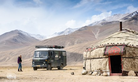 Tajikistan #3 – The Roof of the World