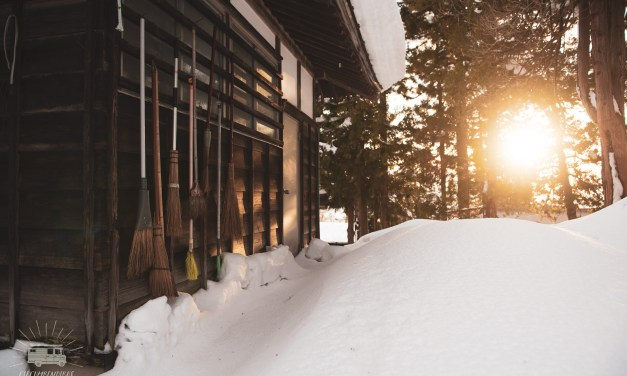 A walk through Nozawa Onsen