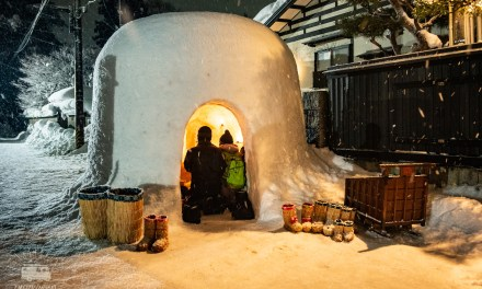 The Snow Festivals of Japan