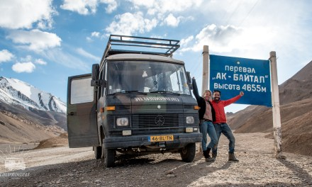 Three years living as Nomads