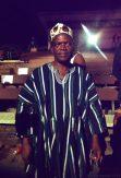 Wiyaala's Father