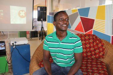 """Ghana is beautiful"" - Kofi Ampomah"