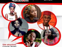 TEDx Spintex Women featuring phenomenal women leaders like Becca, Adomaa, Ama K Abebrese, Beryl Agyekum and more. Taking place at the University of Ghana Legon campus on October 1.