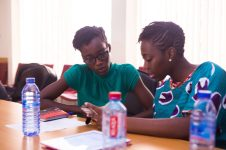 Circumspecte social media training Jemila Abdulai Ghana Made Gift Ideas