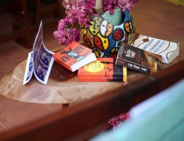 Brunch Over Books Accra Book Club Ghana