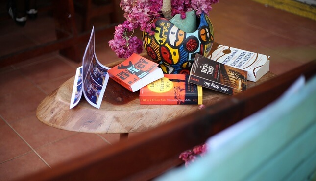 Brunch Over Books Accra Book Club Ghana
