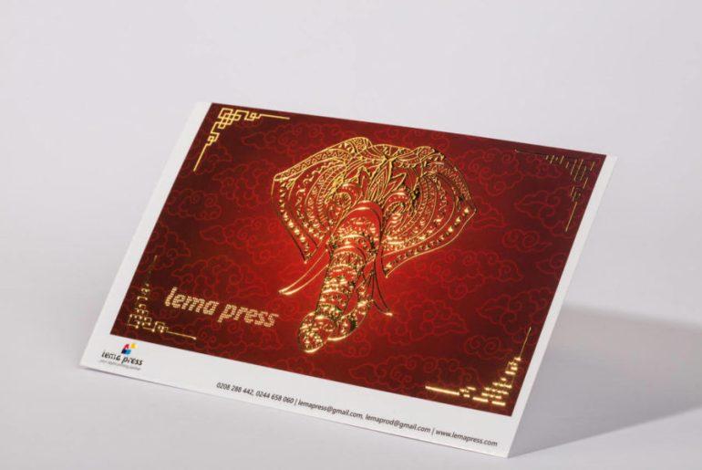 3D Printing from Lema Press Ghana Elephant