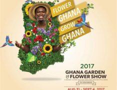 Ghana Garden & Flower Show 2017 / Credit: Stratcomm Africa