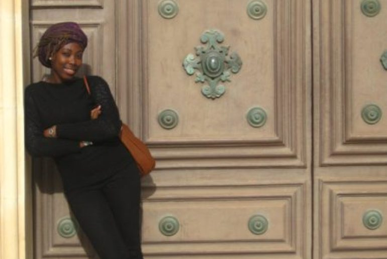 Jemila Abdulai on studying abroad