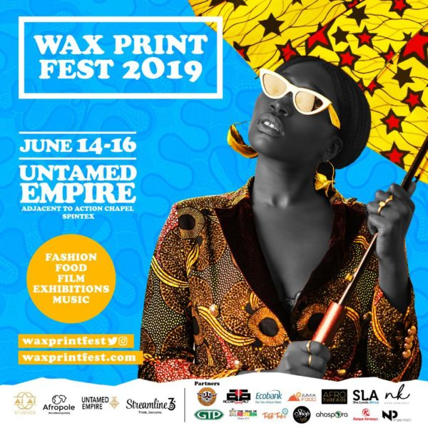 Is Wax Print Truly African or Simply Africa-Inspired? Find Out June 14-16,  2019 at The Wax Print Festival  | Circumspecte