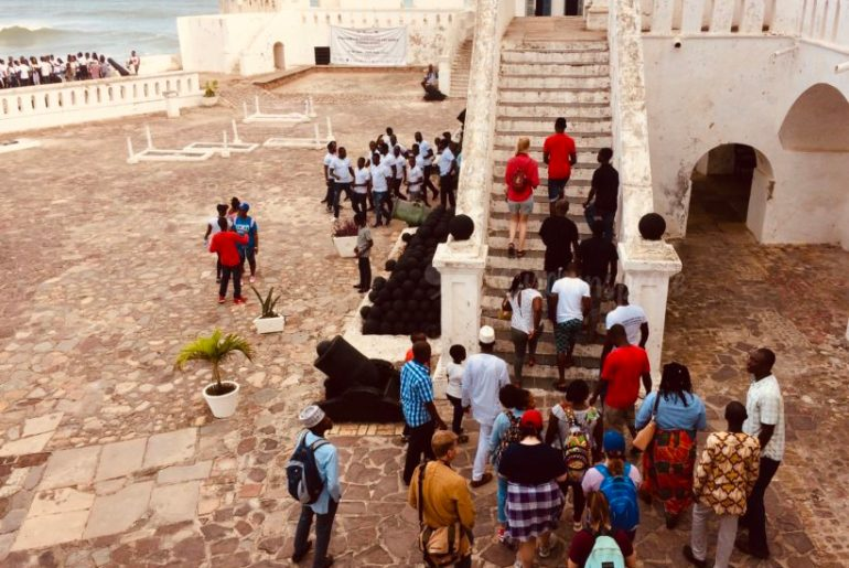 Get your Ghana visa for Year of Return and see the Cape Coast Castle - Circumspecte.com