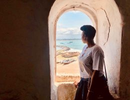 Year Of Return - A Visit To Ghana's Tourism Site Elmina Castle