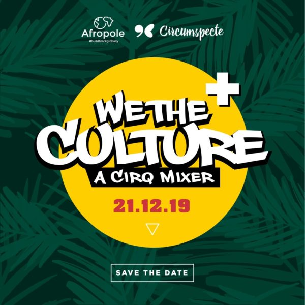 We the Culture CirqMixer during Year of Return for December in Ghana.