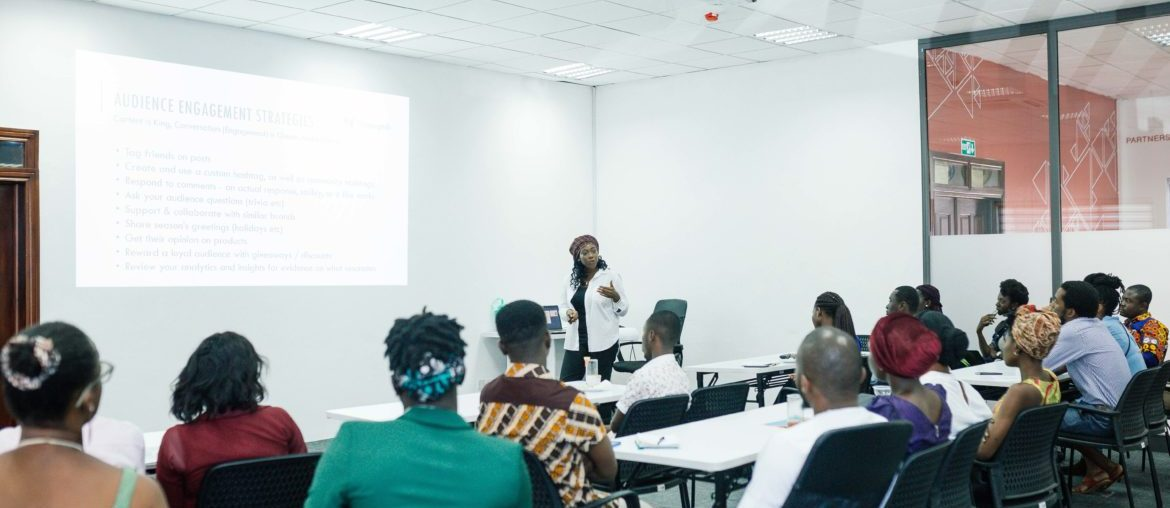 Thrive With Digital - Digital Skills Trainings and Workshops by Circumspecte and Jemila Abdulai