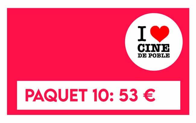 Paquet 10: 53 €