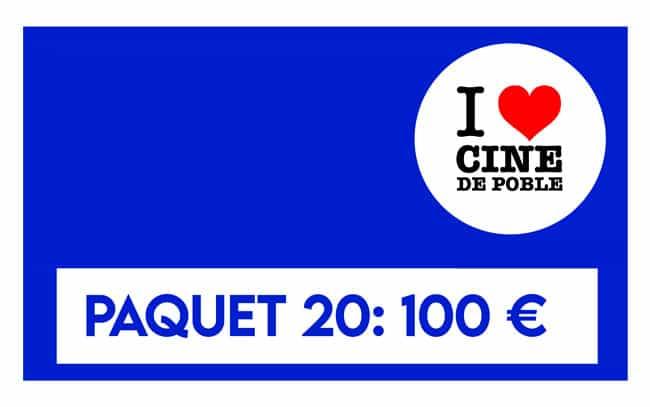 Paquet 20: 100 €