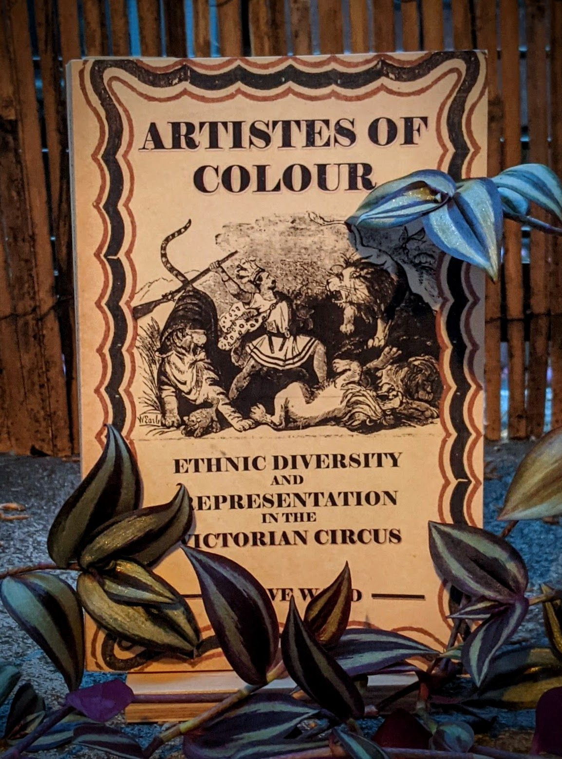 bookcover of Artistes of Colour