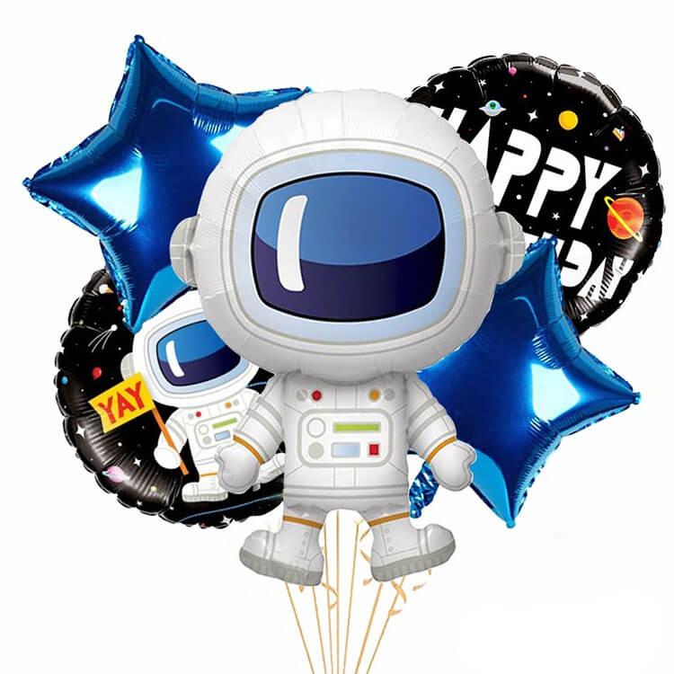 Decoración astronauta