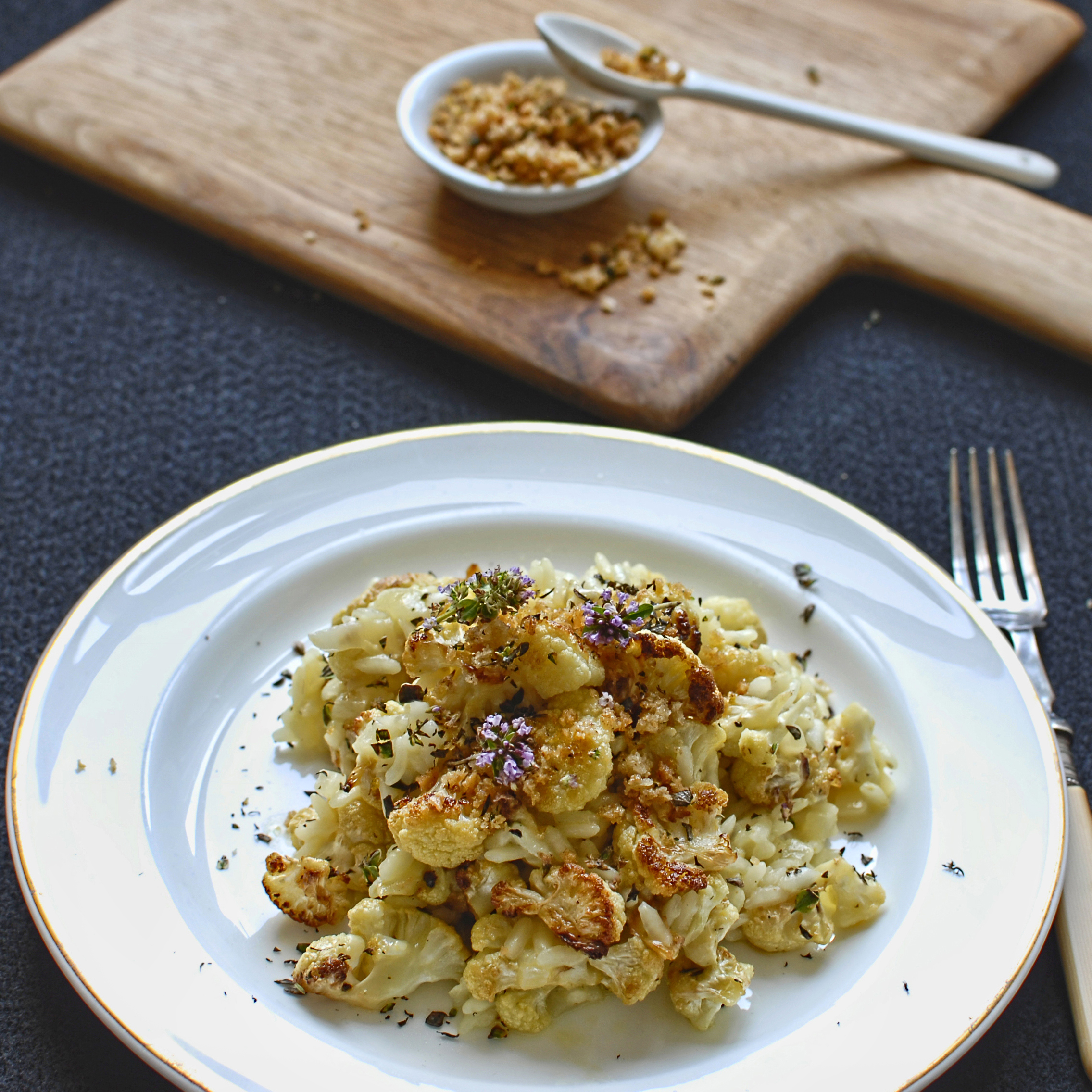 Watch Broad Bean, Lemon and Thyme Risotto Recipe video