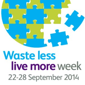 Waste Less Live More campaign logo 1