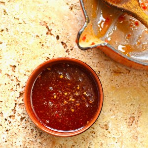chilli dipping sauce