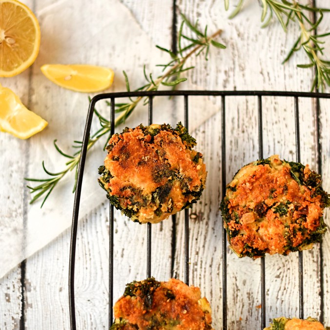 kale-and-butter-bean-fritters