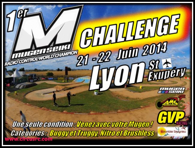 1er Mugen Seiki Challenge le 21/22 juin 2014
