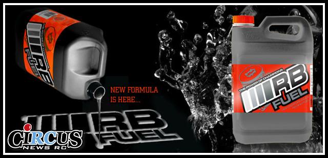 Nouveau carburant RB Fuel.