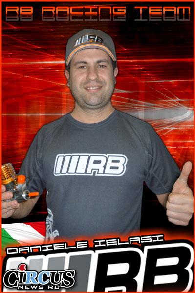 Daniele Ielasi choisi les moteurs RB