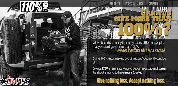 race110.com ouvre ses portes!