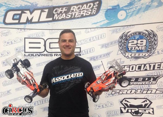 Elliott Boots & Craig Drescher remportent la CML Off-Road Master 2014