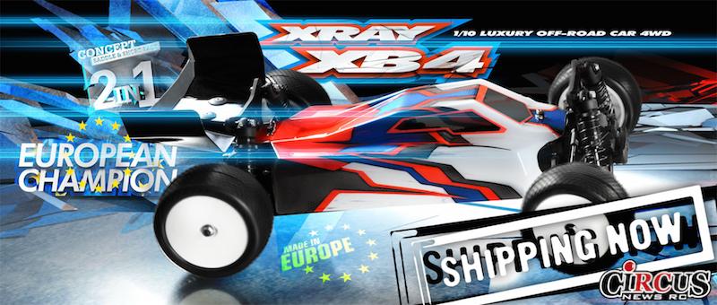 L'expédition des XB4'15 a commencé