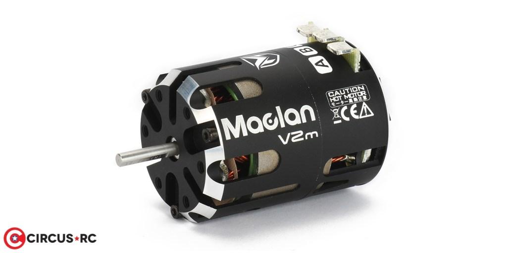 Maclan Racing l Moteur Modified MRR V2m