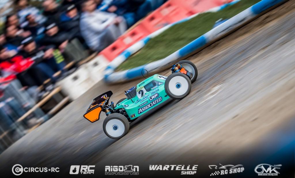 Davide Ongaro TQ's Montpellier GP'19