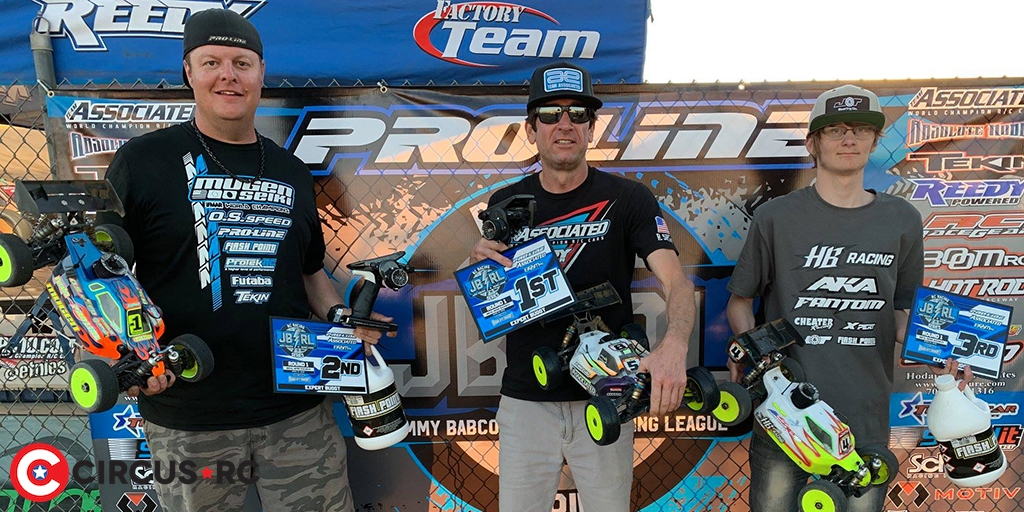 Saxton & Drake win at JBRL Nitro Series Rd1