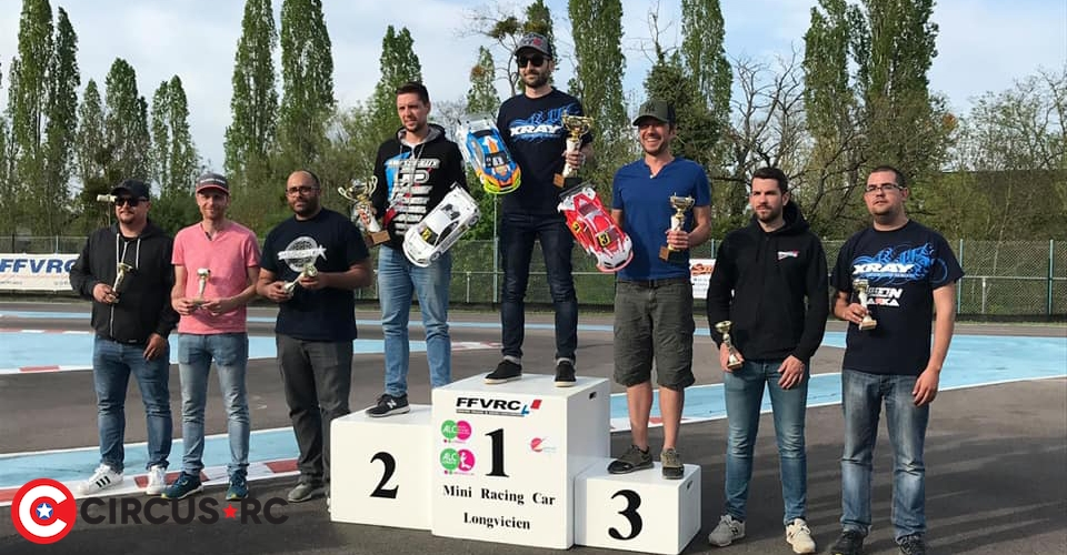 Alex Laurent wins at French Touring Car Nats Rd2