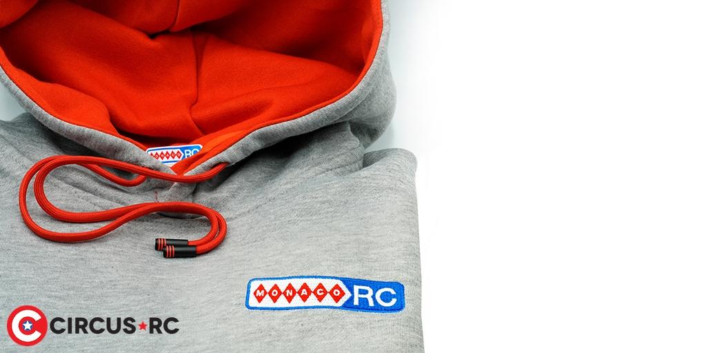 New Monaco RC «World Champion» Edition hoodie