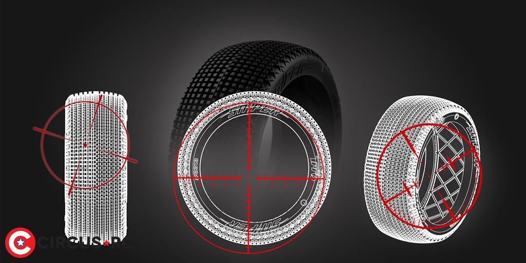 T-Pro Sniper 1/8 buggy tyre coming soon