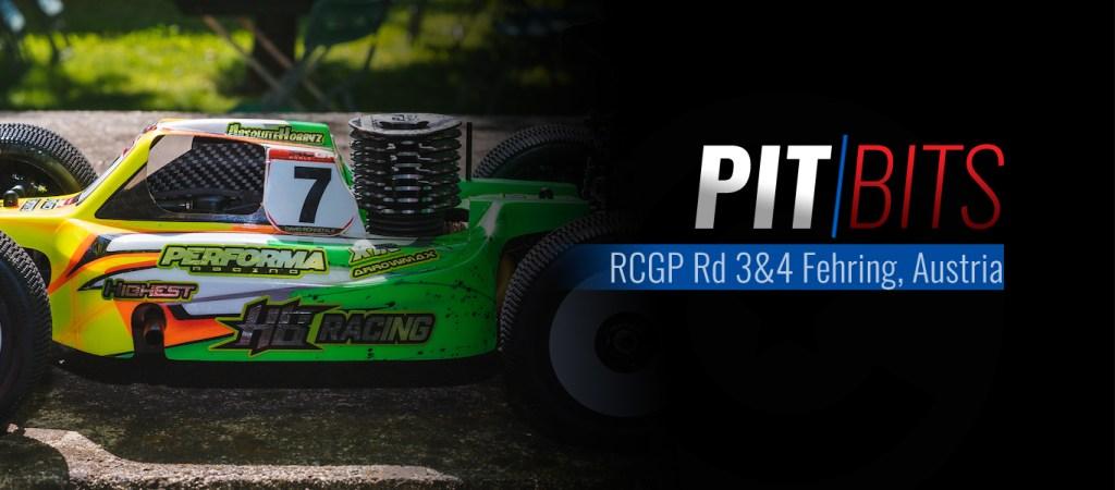 RCGP Fehring: HB Racing I David Ronnefalk