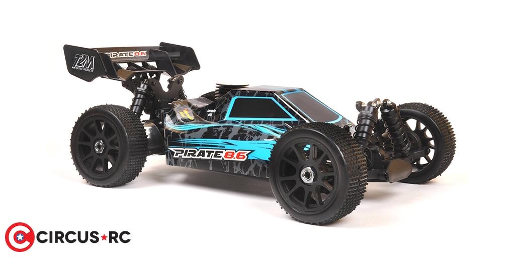T2M l Buggy Nitro Pirate 8.6 2019