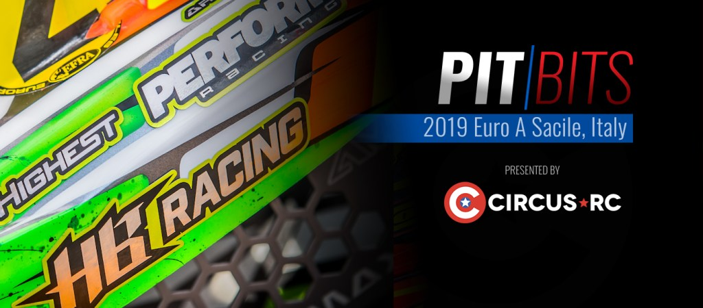 2019 Euro: HB Racing D819 I David Ronnefalk