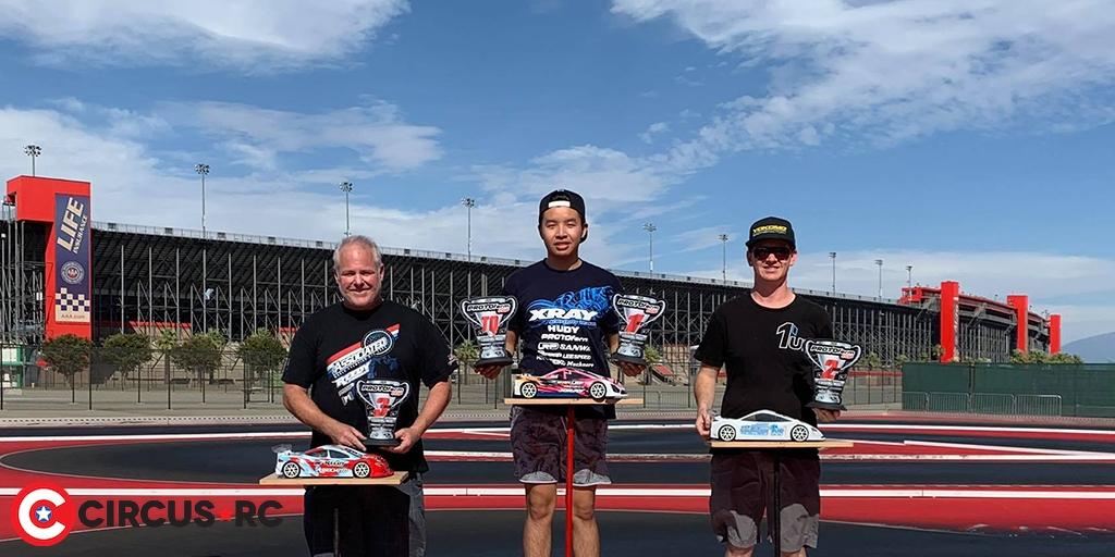 JJ Wang wins at 2019 PROTOform Cup