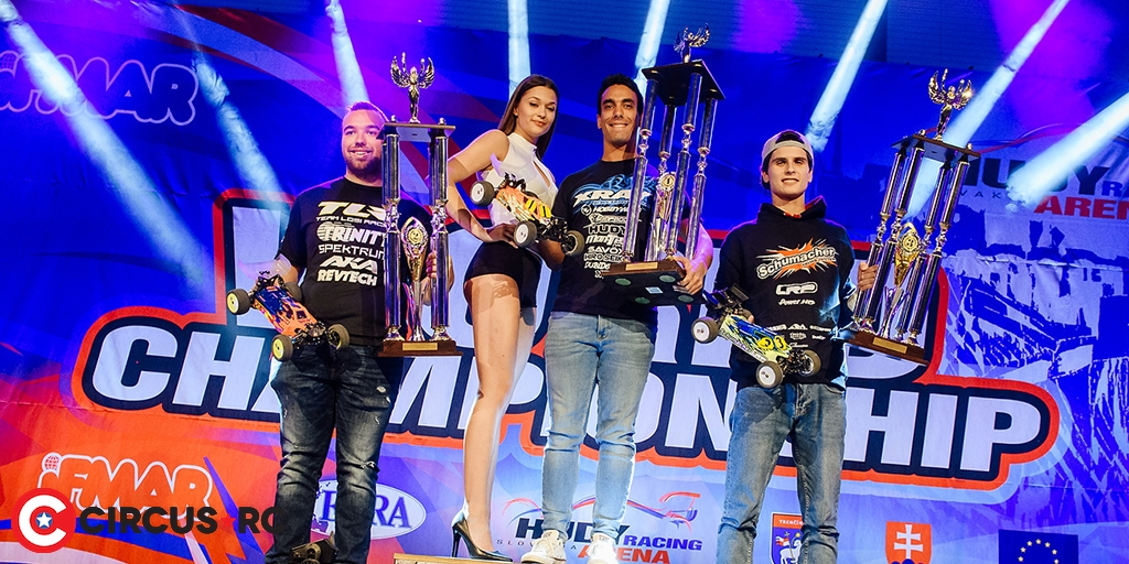 Bruno Coelho crowned 4WD World Champion