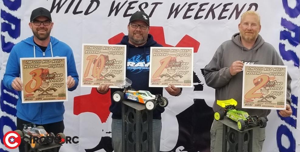 Parks & Walji win at WORS Rd5