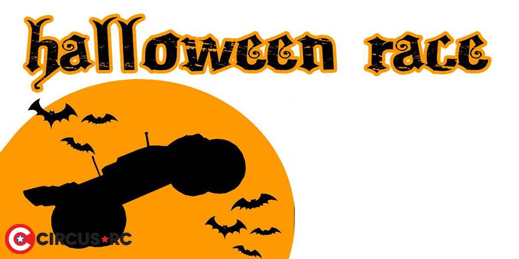 11th annual Halloween Race announcement