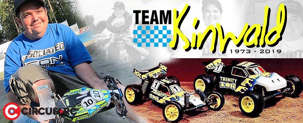 Team Trinity presents: A Tribute to Brian Kinwald