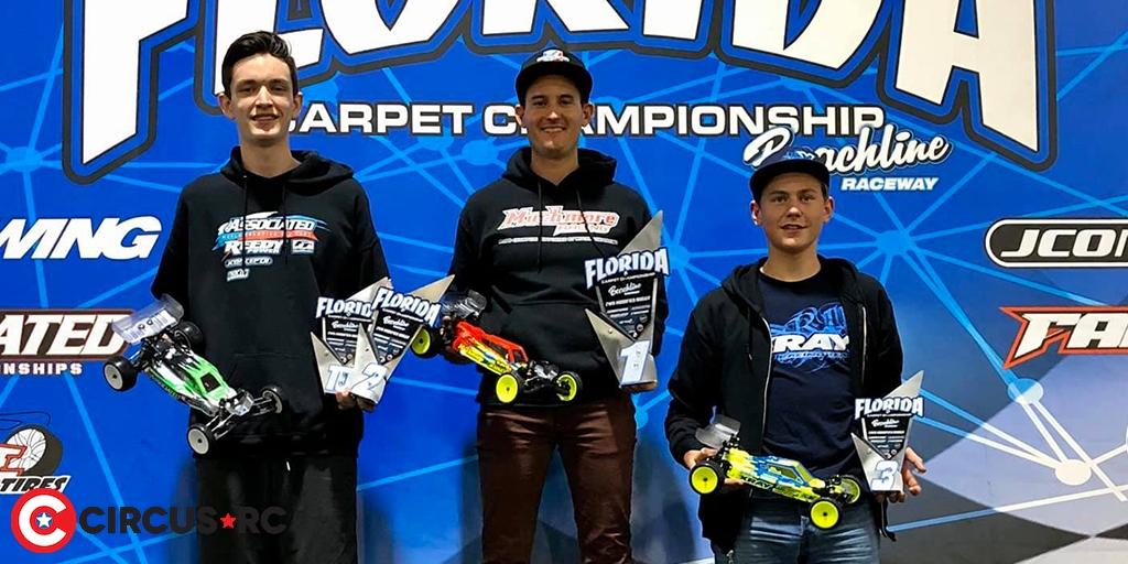 Cavalieri & Champlin win at Florida Carpet Champs