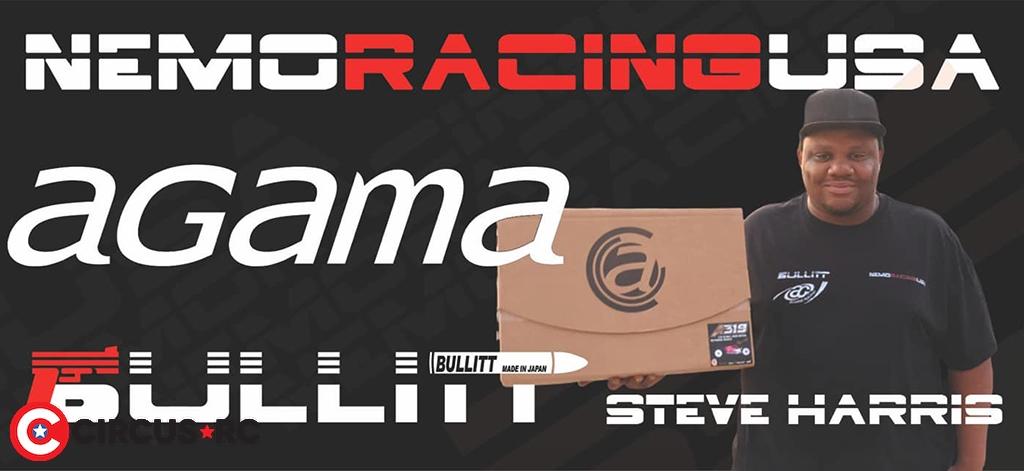 Steve Harris teams up with Nemo Racing USA
