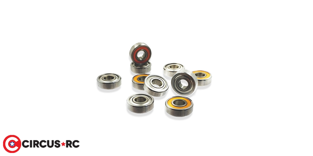 T-Work's Hyspin ball bearings